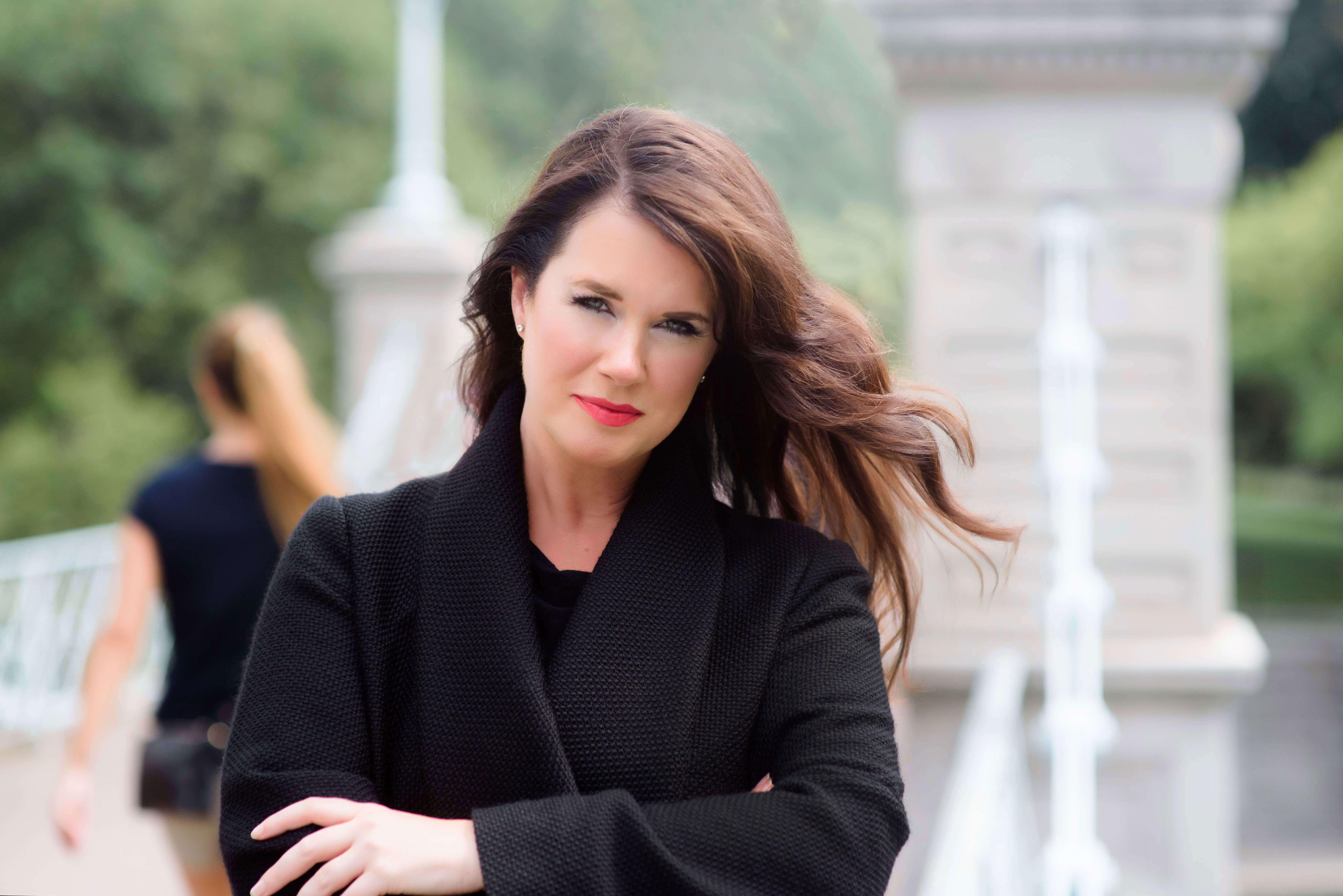 Caroline Redman Lusher Website